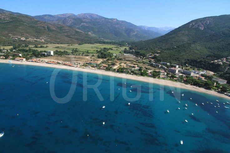 Plage de Sagone - Plages Corse - My Corsica