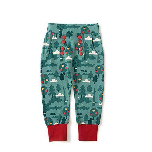 Toddler & Kids Harem Style Jogger Pants 100% Certified Or...