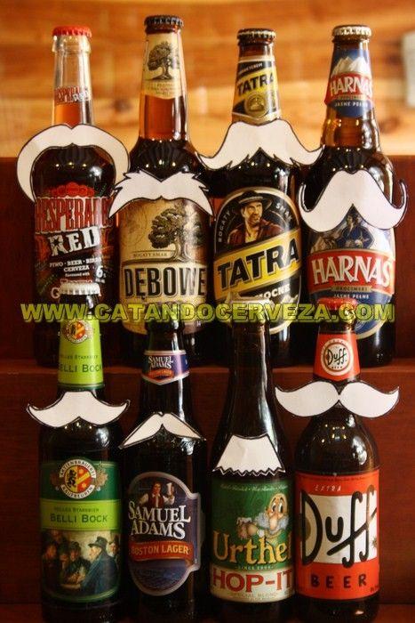 El día del Padre, díselo con cerveza, te sobran los motivos. #cerveza #diadelpadre #regalodiadelpadre #regalooriginal http://www.catandocerveza.com/actualidad/35_regalar-cerveza-dia-del-padre.html
