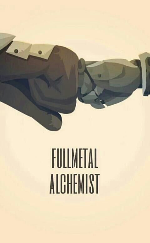 Al and Ed / Fullmetal Alchemist: Brotherhood  (Day 145: Series That Got You into Anime)