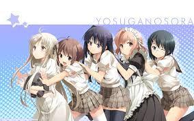 Resultado de imagen para yosuga no sora