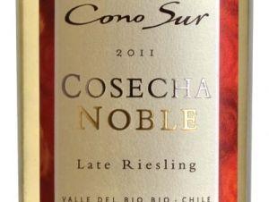Cono Sur Cosecha Noble 2012 obtuvo medalla de oro