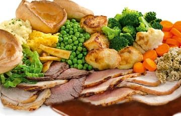 Sunday Lunch (Dinner). Toby Carvery