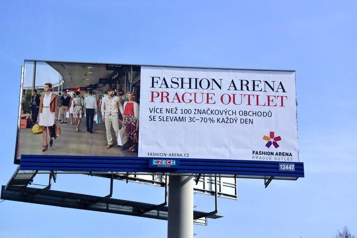 Bylo mi ctí podílet se jako vizážistka a hairstylistka na kampani pro #fashion #arena #outlet.