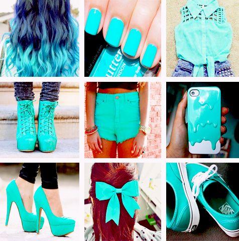 Everything #turquoise
