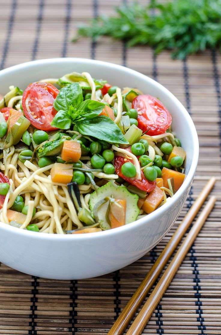 Spring Noodles