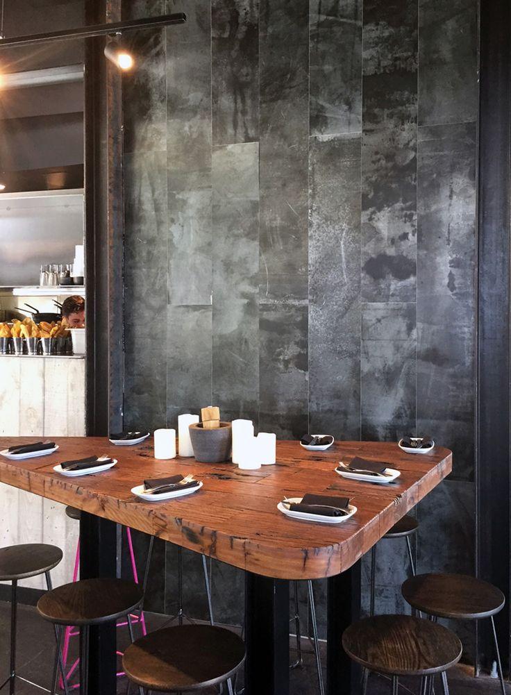 mejico custom distressed zinc sheet metal more - Metal Wall Designs