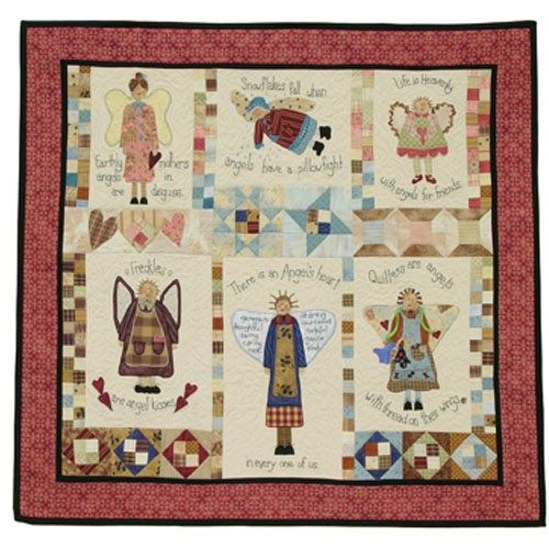 Simply Patchwork: Angels among us
