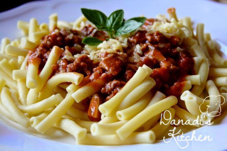 Danadi's Kitchen: Milánói makaróni