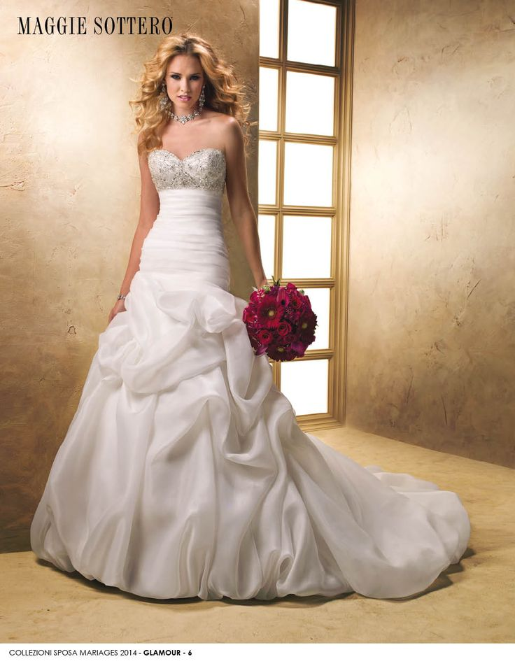 Linea Glamour 2014 www.mariages.it