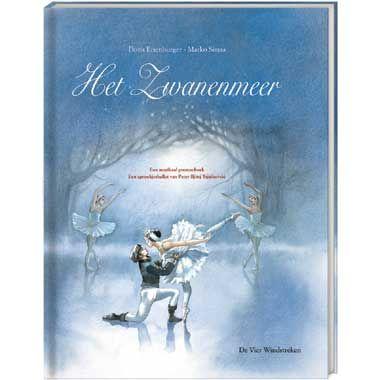 Het zwanenmeer  CD / druk 1  Het Zwanenmeer vertelt het verhaal over de liefde tussen prins Siegfried en de zwanenprinses Odette die betoverd is door de slechte Von Rothbart.  EUR 18.99  Meer informatie