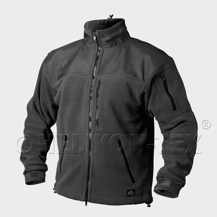 Helikon Classic Army Fleece Black is a comfortable fleece made of quality strong polyester from helikon, ideal for police officers.