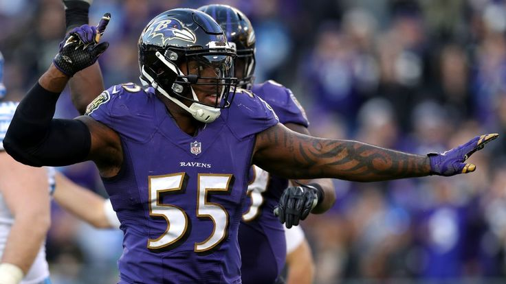 Three members of the Ravens' defense, which has three shutouts this season, were named to the Pro Bowl -- Terrell Suggs, C.J. Mosley and Eric Weddle.