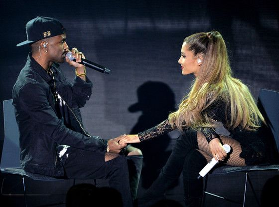 Big Sean Says Ariana Grande Is ''Very Special,'' Admits He's Dissing Naya Rivera on Break Up Song (Well, Sort of)