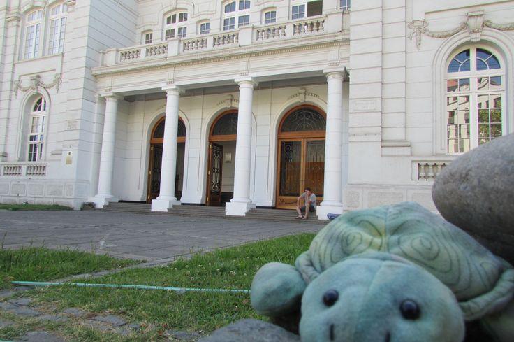 Museo de Arte Contemporáneo (MAC) em Santiago de Chile, Metropolitana de Santiago de Chile
