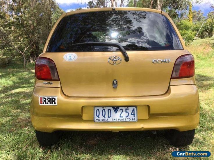 Toyota Echo #toyota #echo #forsale #australia