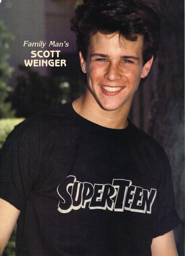 Scott Weinger (Super Teen)