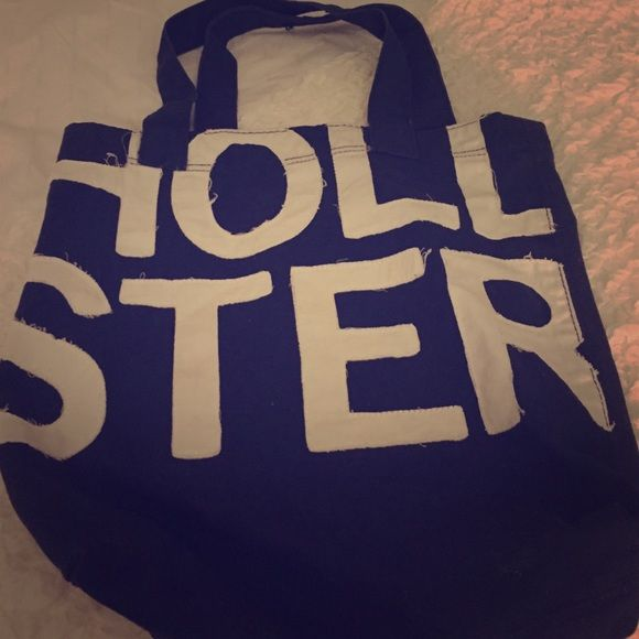 Hollister Tote Bag Used Hollister Bags Totes