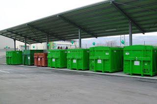 GARBAGE TRUCK CONTAINER — МУСОРОВОЗ КОНТЕЙНЕРНЫЙ : Контейнер для вывоза мусора
