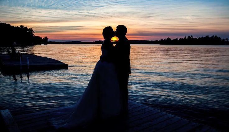 Wedding at The Irwinn Inn, Stoney Lake, Ontario