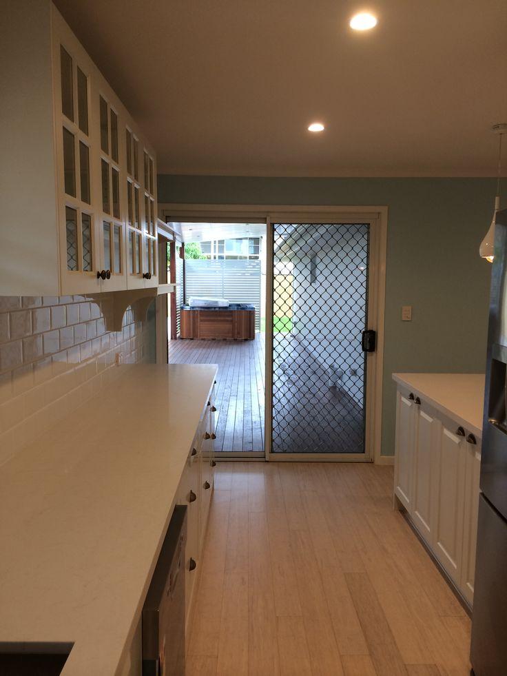 - Renovation Kitchen Bongaree, Bribie Island