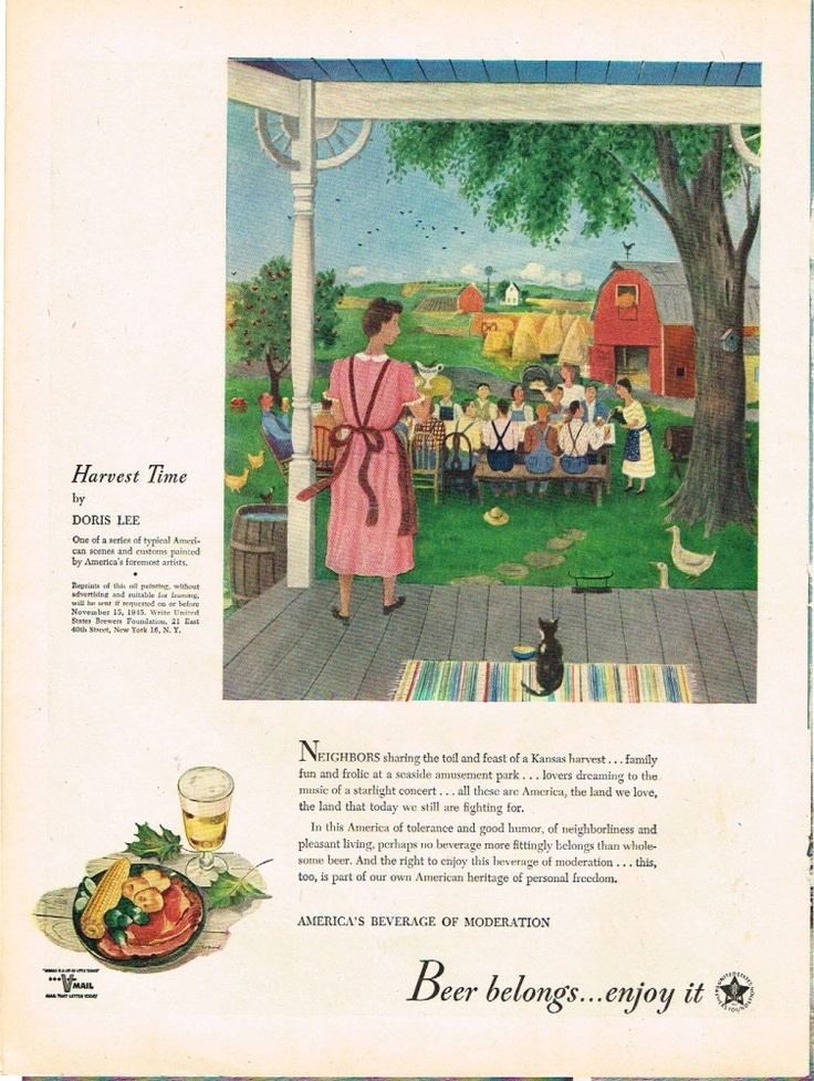 beer ads essays Beer homebrewing, distilling & wine  hospitality, travel & tourism travelogues & travel essays see more patio, lawn & garden outdoor  interest-based ads.