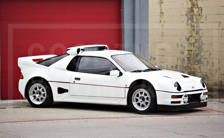 1986 Ford Rs200 Evolution Gallery Supercars Net In 2020