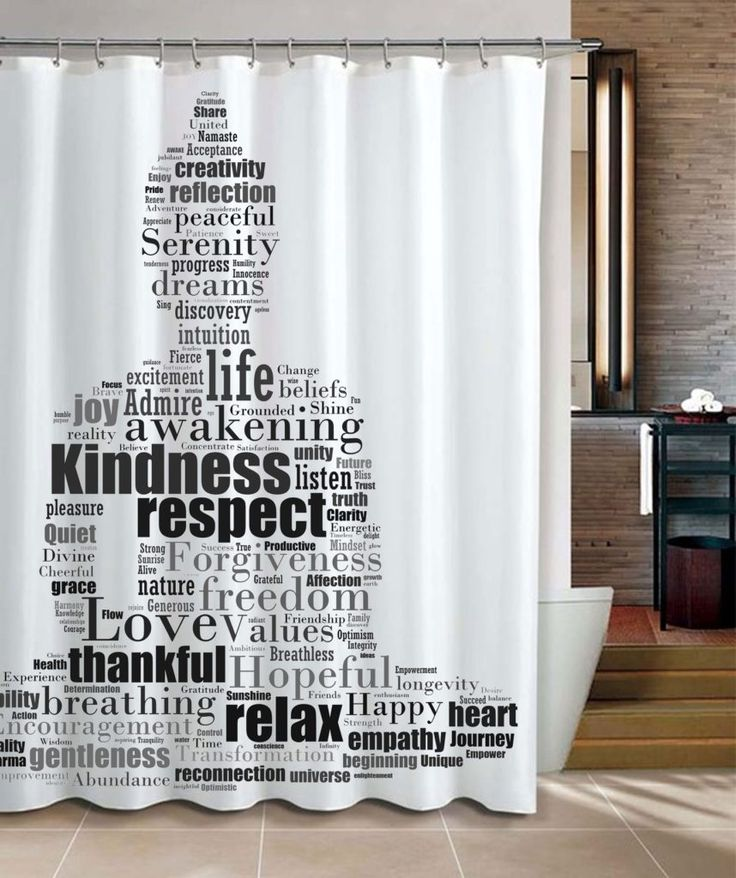 Custom Shower Curtain Liners