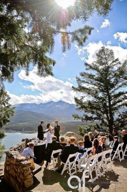 #smallweddingsideasoutdoor | Colorado wedding venues ...