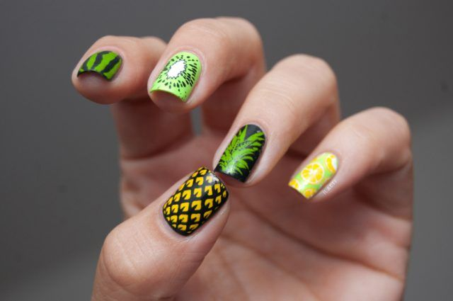 Nails Art: Best 25+ Fruit Nail Designs Ideas On Pinterest