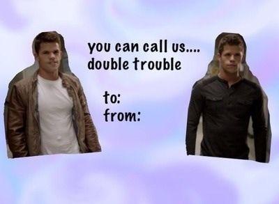 Teen Wolf Valentine