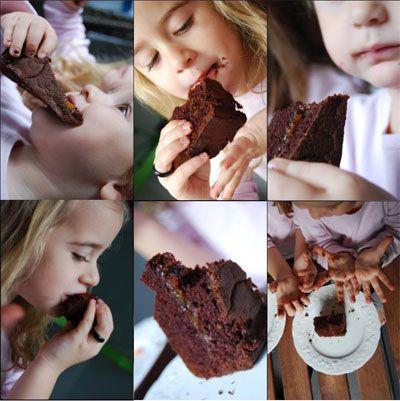 torta al cioccolato americana   Tempodicottura.it