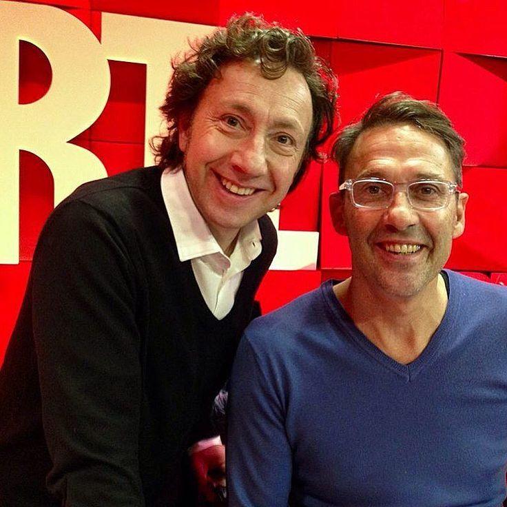 """Pour les 15 ans de """"Ca peut vous arriver"""" Julien Courbet est l'invité de Stéphane Bern dans """"A la bonne heure"""" #rtl #RueBayard #JulienCourbet #StephaneBern by rtl_france"""
