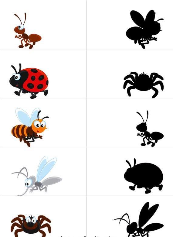 Bu sayfamızda okul öncesi dönemde kullanılabilecek hayvanlar,eşyalar,meyveler ve sebzeler gölge eşleştirme çalışmaları bulunmaktadır. Neredeyse her okul öncesi eğitim etkinlik kitabında rastlayabileceğiniz, nesneler ve gölgeleri eşleştirme çalışması bizde de olsun dedik. Buyrun etkinlik sayfamız