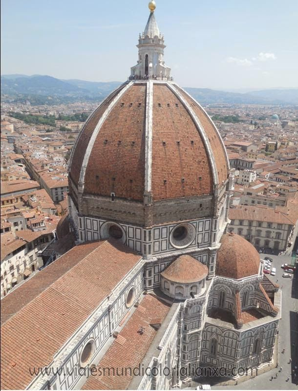 Viajes Mundicolor L´alianXa: Catedral Santa María Dei Fiori en Florencia Italia...