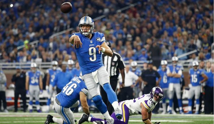 Detroit Lions Schedule 2017: TV Info And Start Times For Each Game, Lions NFC North And Super Bowl 52 Odds
