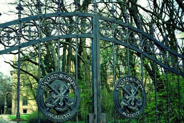 Fallen has now finished shooting at sword and cross, I wonder where the next location is