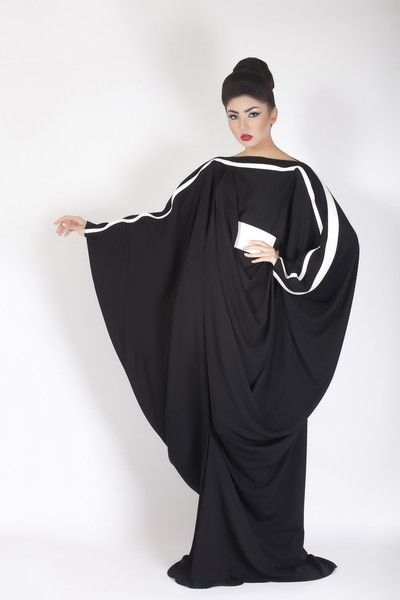www.hautearabia.com Telly SS Abaya 4