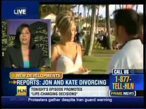 Jennifer Smetters on CNN Headline News as Legal Expert Divorce Attorney Family Law Segment 2