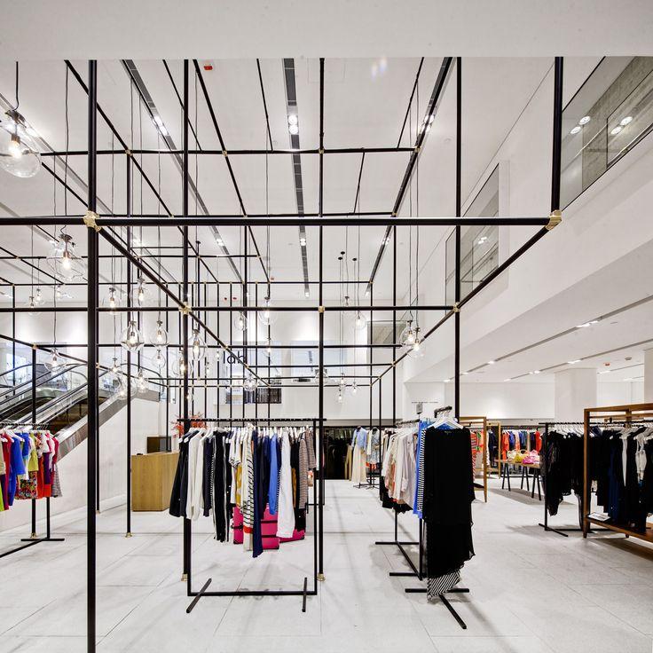 shop design visual merchandising retail store interior design
