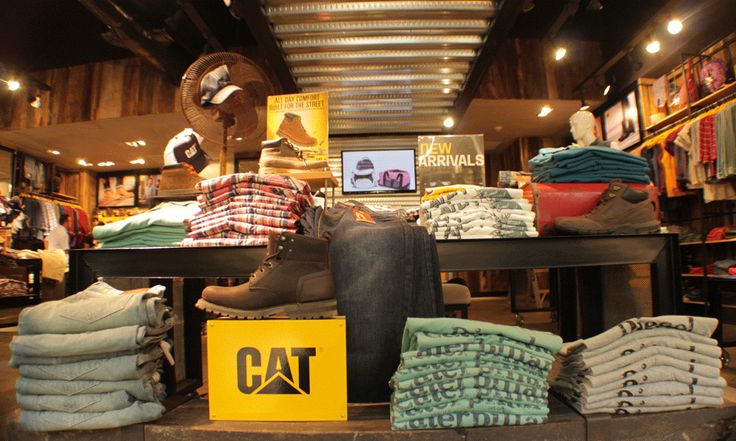 CAT workwear and streetwear Shop
