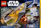 LEGO Star Wars #7877 Naboo Starfighter Retired New in Box Special Edition