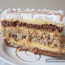 MONTE TORTA – NAJBOLJA TORTA KOJU SAM PROBALA DO SAD..TOPLO PREPORUČUJEM!!