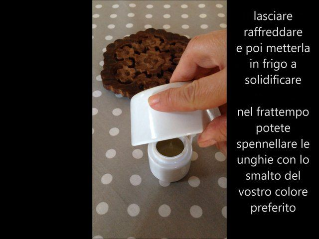 crema mani homemade - video