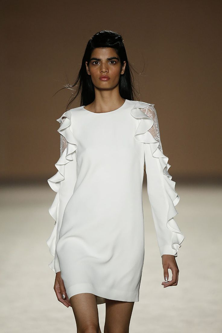Justicia Ruano - 080 Barcelona Fashion Week