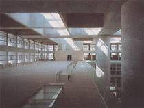 Alberto Campo Baeza Sede centrale della Caja General de Ahorros Granada, Spagna, 2001