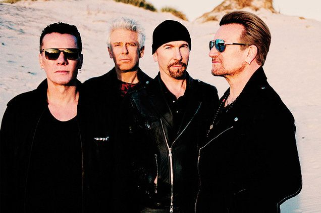U2 Becomes First Band to Use 'Verified Fan' for All Tickets on an Arena Tour  | Billboard