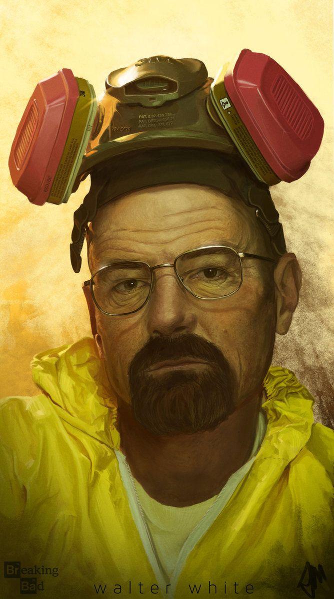 Heisenberg by AdamMidd.deviantart.com on @DeviantArt #breakingbad