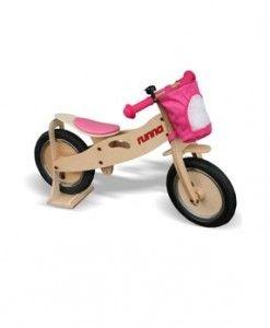 Runna Balance Bike Pink $149.95 #sweetcreations #kids #babies #toys #play #rideon #rocking