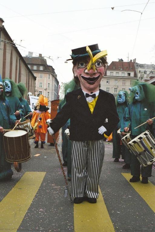 2005. Tambourmajor. Author: Piccolomini under Wikimedia Creative Commons License